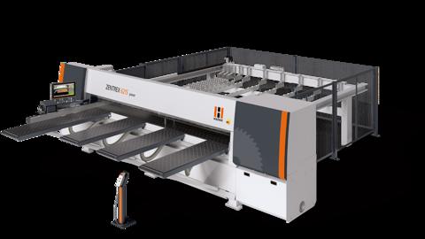 CNC Beam saws