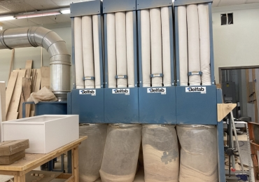 Used 2019 Belfab NMB-OP-4-15 Dust Collector
