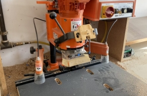 377 Blum Hinge Drill